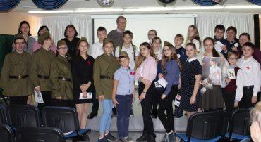 Городской  сбор «Наследники Суворова»