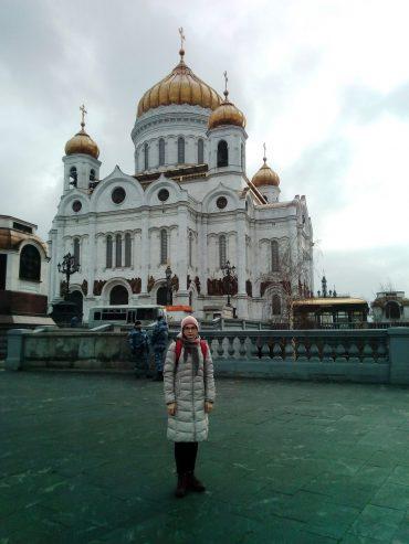 Победитель детского православного конкурса