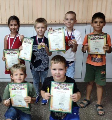 Шахматный турнир, в честь Дня Государственного флага РФ