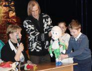 Театр кукол в гостях у ЦДТ