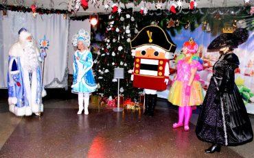 Новогодние чудеса в Сладком Королевстве