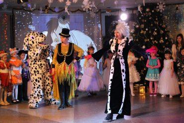 Новогодний цирк Деда Мороза