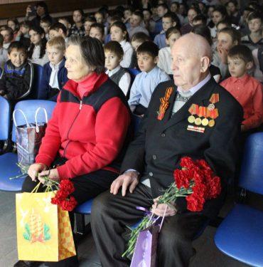 Годовщина освобождения Ставрополя